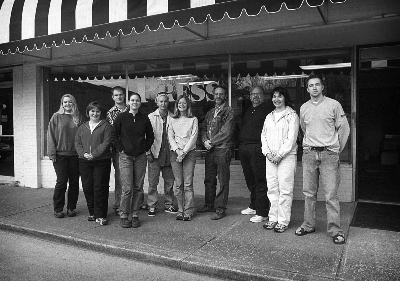 2001 Class Photo