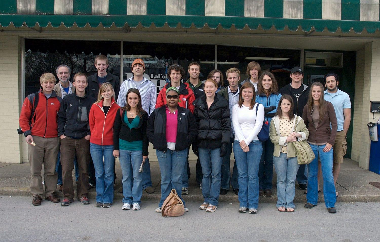 2007 Class Photo