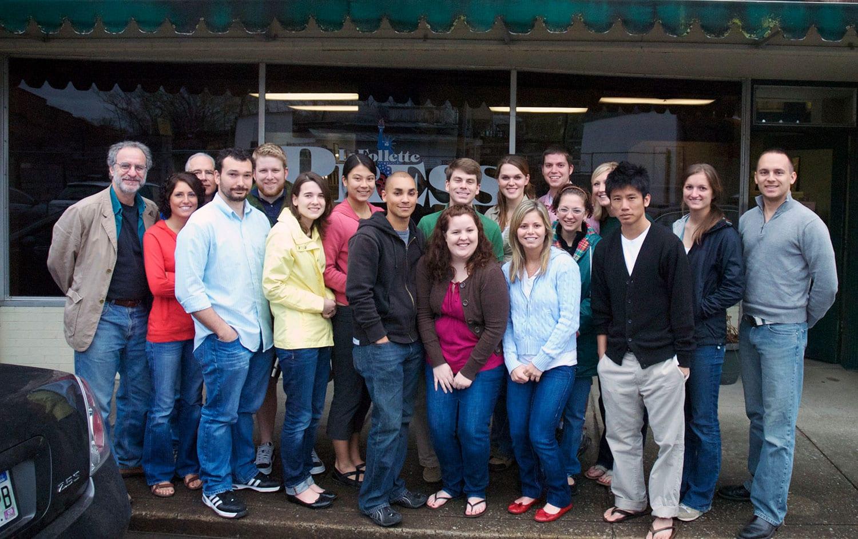 2009 Class Photo