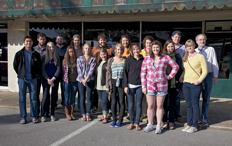 2012 Class Photo