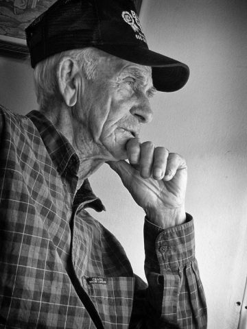 Wallace Goins photo by Katie Cauthen - 2010