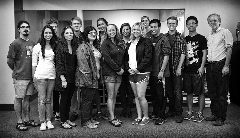 2014 Class Photo