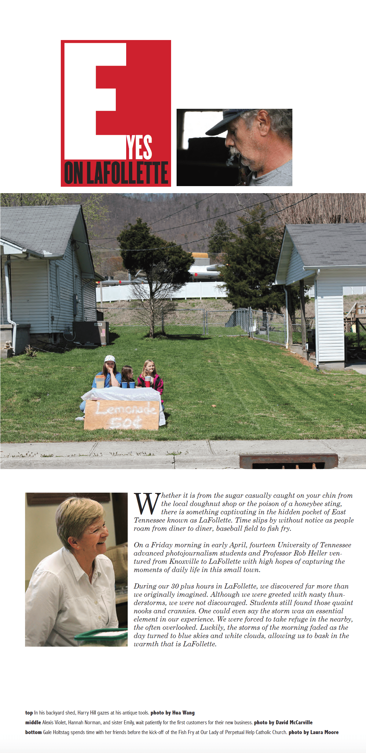 2014 Eyes On LaFollette issue